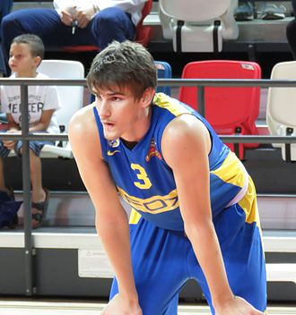2016 NBA draft - Dragan Bender was selected fourth by the Phoenix Suns.