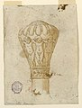 Drawing, Design for a Cane Handle, ca. 1800 (CH 18129405).jpg
