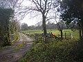 Driveway to Romaran - geograph.org.uk - 1064449.jpg