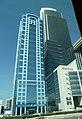 Dubai ^ API World Tower - 130.10 m ^ Conrad Hotel - 255.00 m - panoramio.jpg