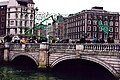Dublin - O'Connell Bridge - St Patrick's Day - 1998 - geograph.org.uk - 1494275.jpg