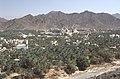 Dunst Oman scan0514 - Blick auf Bahla.jpg
