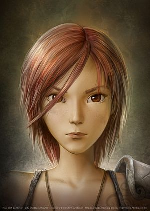 artwork for the Durian-Project of the Blender ...