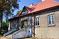 Dworzec kolejki wąskotorowej, mur., 1922.jpg