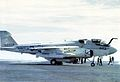 EA-6B of VAQ-132 on USS Constellation (CV-64) c1978.jpg