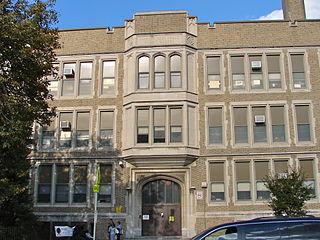 Emlen Elementary School Public elementary school in Philadelphia, Pennsylvania