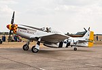 EGSU - North American P-51D Mustang - PH-JAT 413578 Trusty Rusty (43494159371).jpg