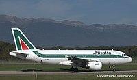 EI-IMG - A319 - Alitalia