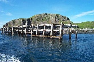 Easdale - Image: Easdale Pier