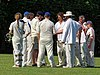 Eastons CC v. Chappel and Wakes Colne CC at Little Easton, Essex, England 20.jpg