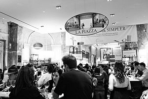 English: Eataly, New York City, September 2010