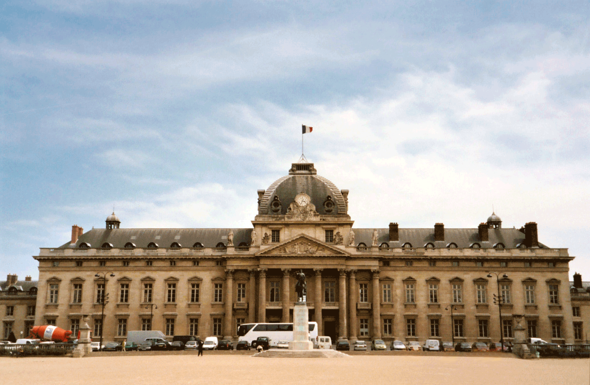 Hotel Paris Ecole Militaire
