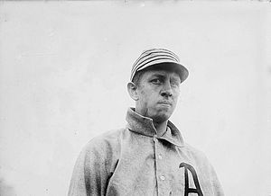 Eddie Collins - Collins in 1911