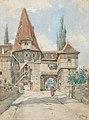 Eduard Zetsche - The Rädelseer Gate in Iphoven.jpg