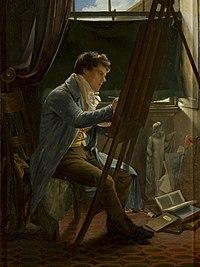 Edward Bird by Edward Villiers Rippingille 1817.jpg