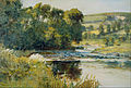 Edward Mitchell Bannister - Streamside - Google Art Project.jpg