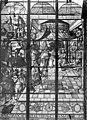 Eglise Saint-Etienne-du-Mont - Vitrail du bas-côté sud, Beaucoup sont appelés peu sont élus - Paris - Médiathèque de l'architecture et du patrimoine - APMH00015425.jpg