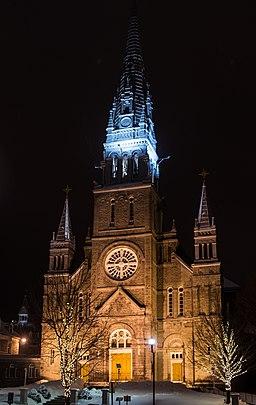 Eglise Sainte-Thérèse, Québec