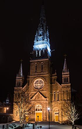 Sainte th r se wikimonde - Eglise sainte therese guilherand granges ...