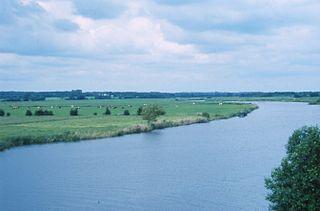 Eider (river) river in Schleswig-Holstein, Germany
