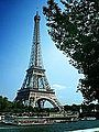 Eiffel Tower, Paris July 2002 002.jpg