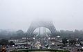 Eiffel Tower from Palais de Chaillot, October 18, 2013.jpg