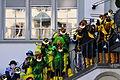 Eis-zwei-Geissebei (2012) - Guggenmusik - Rapperswil Hauptplatz 2012-02-21 15-58-50.JPG