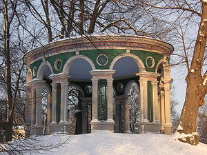 1790 in Sweden - The Echo Temple