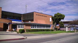El Rancho High School - El Rancho