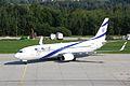 El Al Boeing 737-800; 4X-EKF@ZRH;10.09.2009 555dg (4329660377).jpg