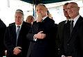 El Canciller Héctor Timerman asistió junto al embajador de Israel, Daniel Gazit al acto recordatorio en memoria de las víctimas del atentado a la embajada de Israel, hace 19 años en ese mismo lugar (5534982253).jpg