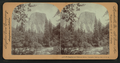 El Capitan and Merced River, Yosemite Valley, Cal., U.S.A, by Singley, B. L. (Benjamin Lloyd).png
