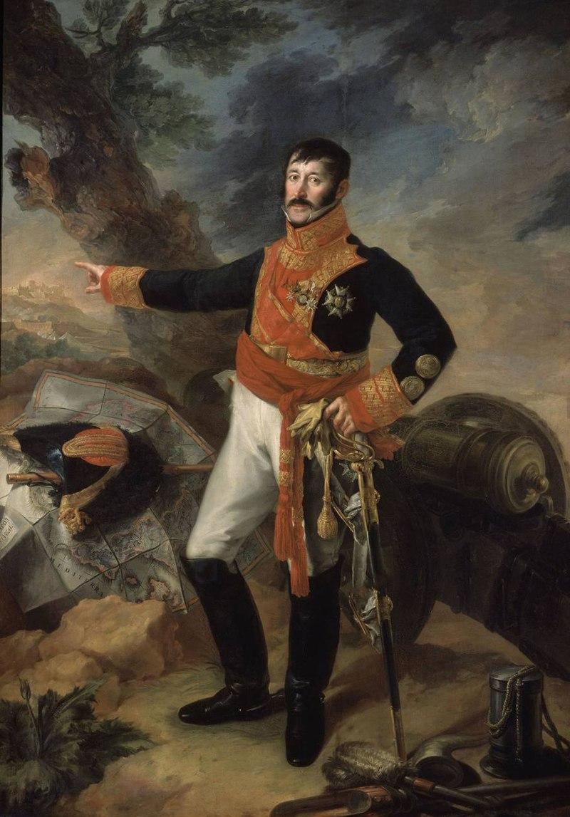 El general Josй Pascual de Zayas y Chacуn, por Vicente Lуpez.jpg