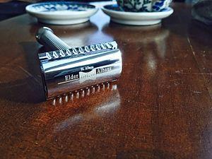 Safety razor - Elder Albans safety razor