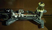 220px Elektro hydraulische Servolenkung - Электрогидроусилитель руля принцип работы
