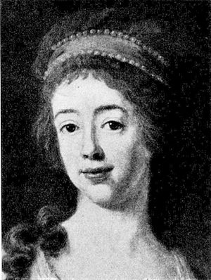 Eleonora Charlotta d'Albedyhll - Eleonora Charlotta d'Albedyhll