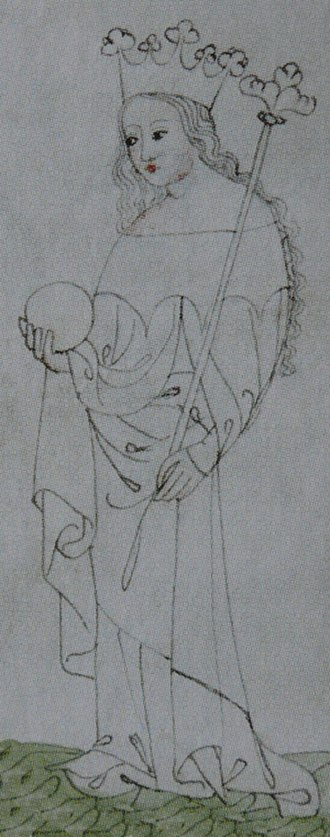 Elizabeth of Bohemia (1292–1330) - Image: Eliska
