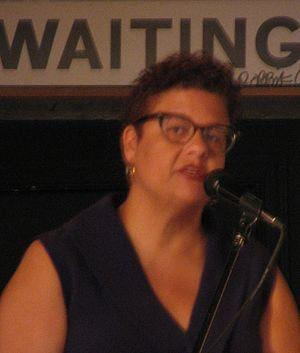 Elizabeth Alexander (poet) - Alexander in 2015