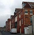 Elizabeth Shaw chocolate factory, Cooperative Road.jpg