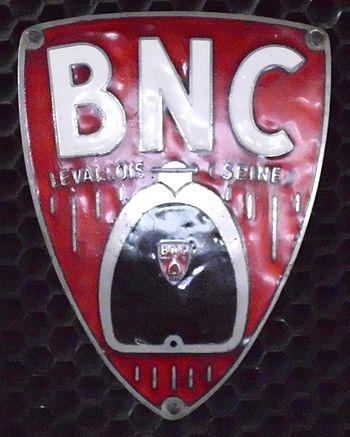 Emblem BNC