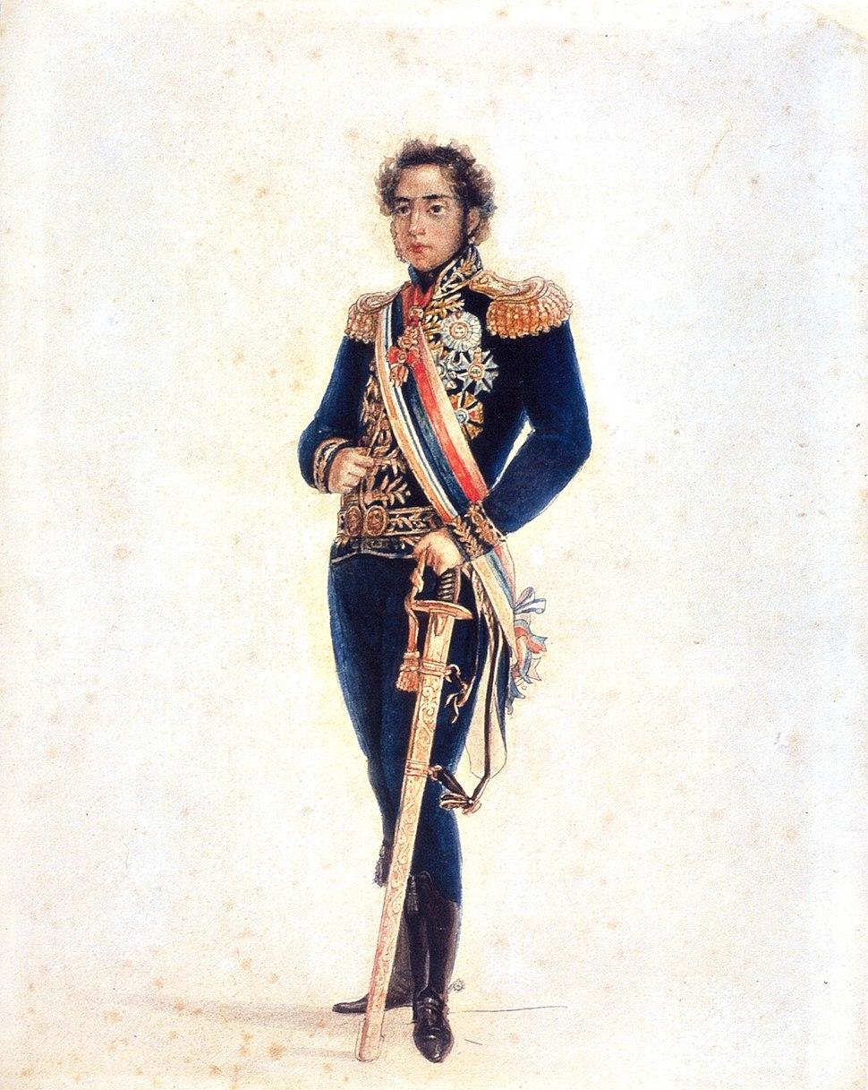 Emperor Pedro I 1816