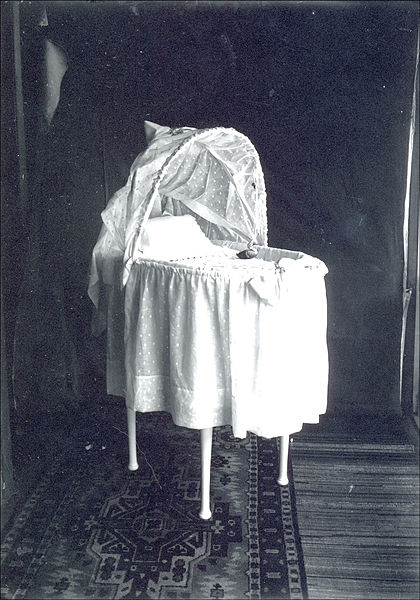 File:Empty Bassinet in Keene New Hampshire (5333963280).jpg