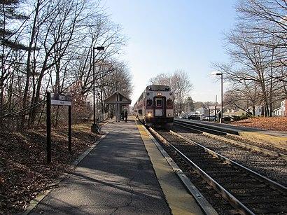 Cómo llegar a Endicott MBTA Station en transporte público - Sobre el lugar