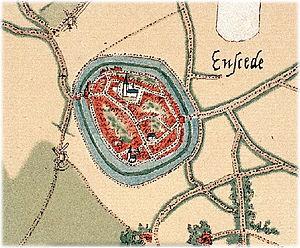 Capture of Enschede (1597) - Image: Enschede jvd