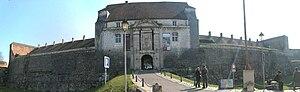 Citadel of Besançon - Entrance
