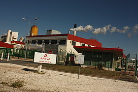 Image illustrative de l'article Usine Orano Malvési
