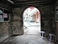 Entrance gate of Ng Uk Tsuen, Yuen Long District 02.jpg