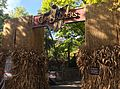 Entrance to Cedar Point HalloWeekends CornStalkers (2407).JPG