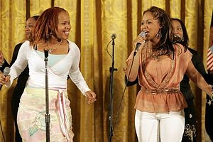 Mary Mary - Tina and Erica