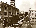 Ermakov. Sasakhle (Palace) Street and the building of Regional Headquarters of the Caucasian Army. 1900.jpg